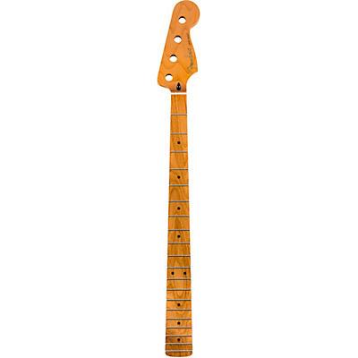 "Fender Roasted Jazz Bass Neck ""C"" Shape, Maple Fingerboard"