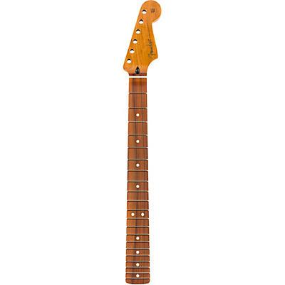 "Fender Roasted Stratocaster Neck ""C"" Shape, Pau Ferro Fingerboard"
