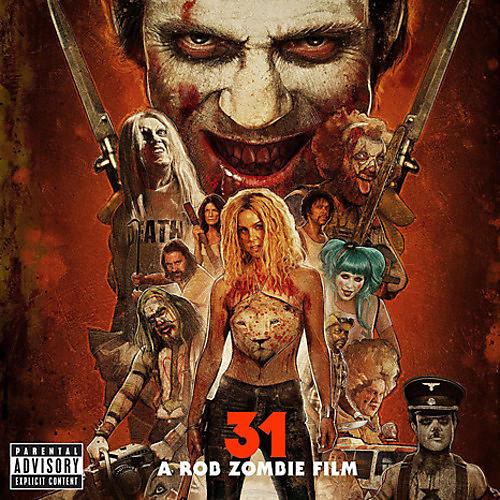 Alliance Rob Zombie - 31: A Rob Zombie Film (Original Soundtrack)