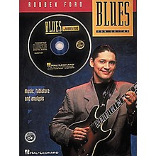 Hal Leonard Robben Ford - Blues (Book and CD Package)