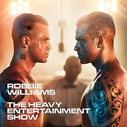 Alliance Robbie Williams - Heavy Entertainment Show