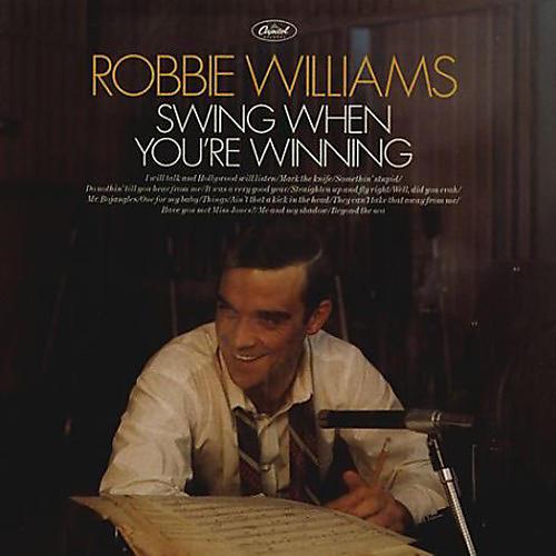 Alliance Robbie Williams - Swing When You're Winning