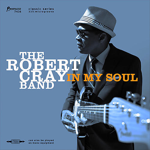 Alliance Robert Cray - In My Soul