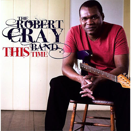 Alliance Robert Cray - This Time