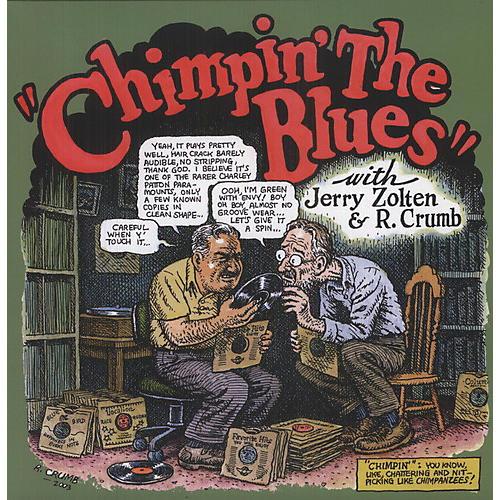 Alliance Robert Crumb - Chimpin' The Blues