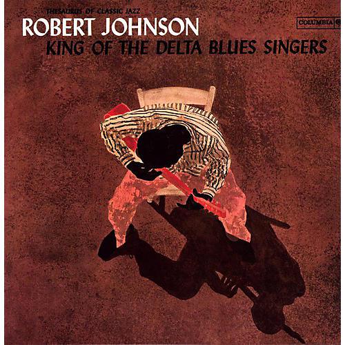 Alliance Robert Johnson - King Of The Delta Blues Singers [180 Gram Vinyl]