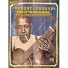 Hal Leonard Robert Johnson - King of the Delta Blues Guitar Tab (Book)