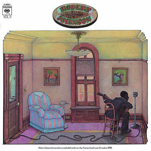 Alliance Robert Johnson - King of the Delta Blues Singers 2