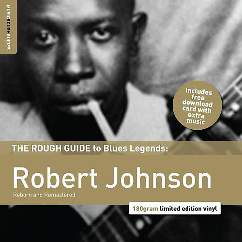 Alliance Robert Johnson - Rough Guide to Jazz & Blues