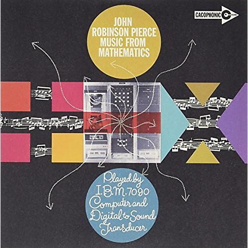 Alliance Robinson Pierce, John - Music from Mathematics