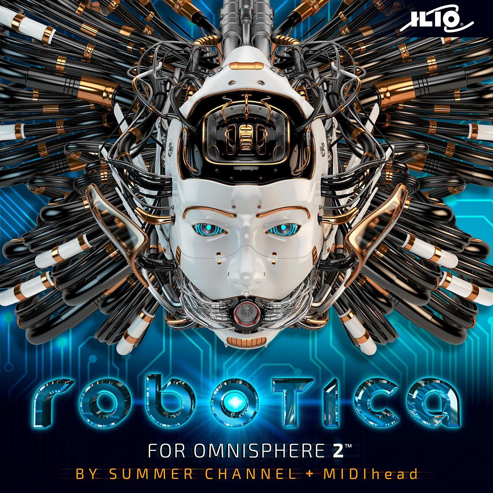 Ilio Robotica - Patch Library for Omnishere 2