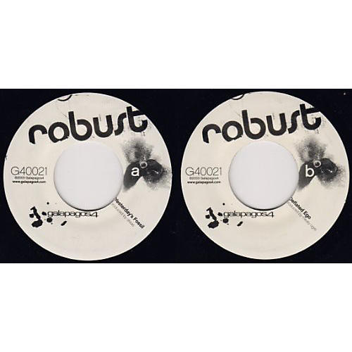 Alliance Robust - Yesterday's Fossil [7 inch single]