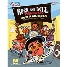 Hal Leonard Rock And Roll Forever - How It All Began (A 30-Minute Musical Revue) Singer's Edition 20 Pak