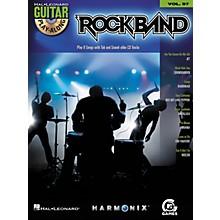 Hal Leonard Rock Band - Modern Rock Edition - Guitar Play-Along Volume 97 Book/CD Set