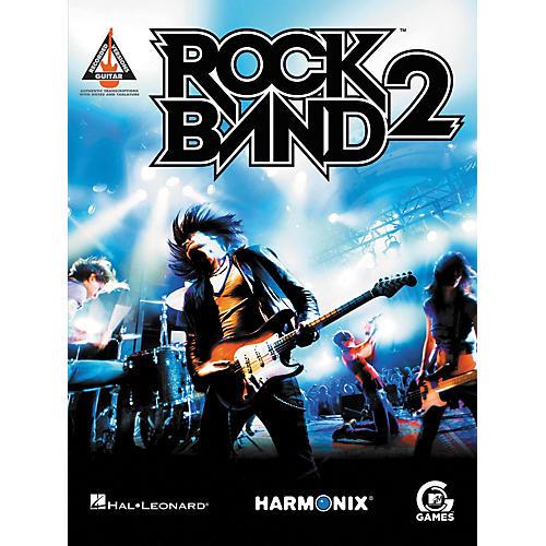 Hal Leonard Rock Band 2 Guitar Tab Songbook