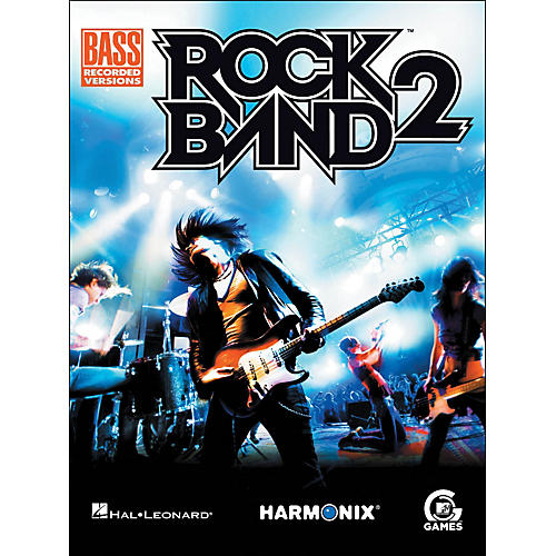 Hal Leonard Rock Band 2 for Bass Tab