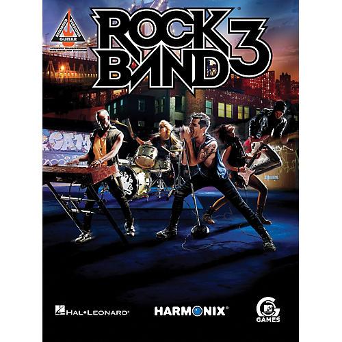 Hal Leonard Rock Band 3 Guitar Tab Songbook