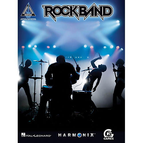 Rock Band Guitar Tab Songbook - Songs from MTV's Video Game