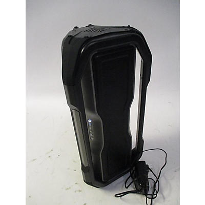 Altec Lansing Rock Box XL Rugged Bluetooth Speaker Gray Portable Audio Player