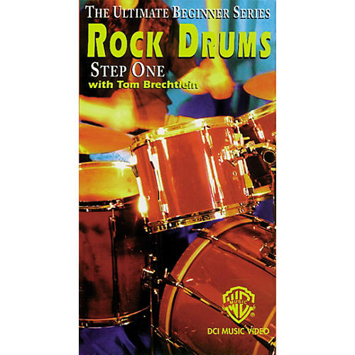 Alfred Rock Drums Step 1 And Step 2