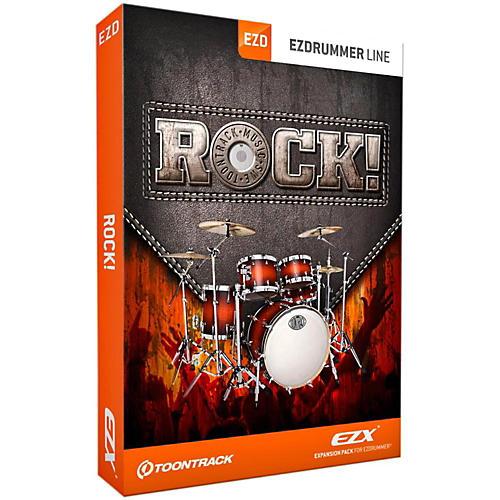 Toontrack Rock! EZX Software Download