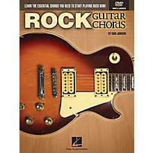 Hal Leonard Rock Guitar Chords - Learn the Essential Chords You Need to Start Playing Rock Now! Book/DVD