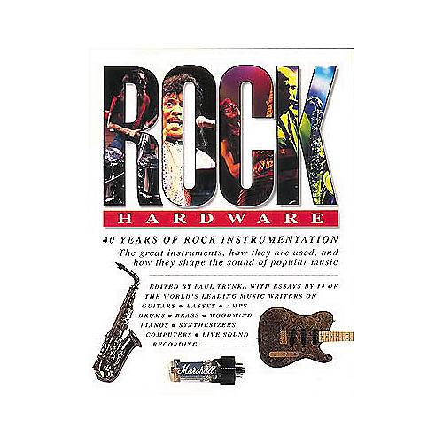 Hal Leonard Rock Hardware Book