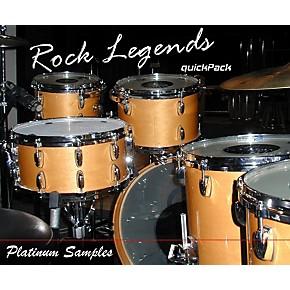 Platinum Samples Rock Legends QuickPack for BFD