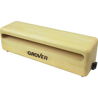 Grover Pro Rock Maple Wood Block