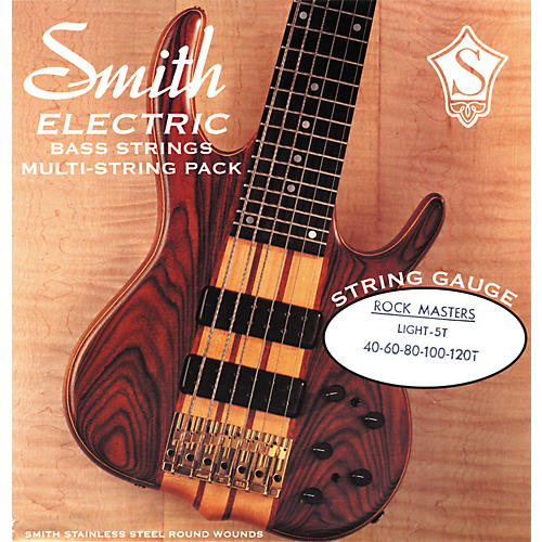Ken Smith Rock Master Light 5-String Taper B Strings