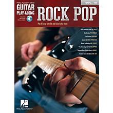 Hal Leonard Rock Pop Guitar Play-Along Volume 12 Book/Audio Online