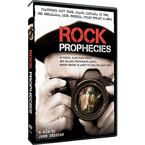 Gear One Rock Prophecies DVD