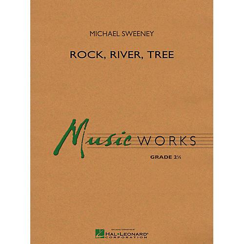 Hal Leonard Rock River Tree Concert Band Level 2