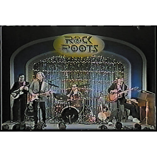 Rick Levy Rock Roots (DVD)