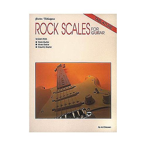 Hal Leonard Rock Scales for Guitar