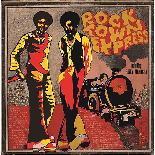 Alliance Rock Town Express - Funky Makossa
