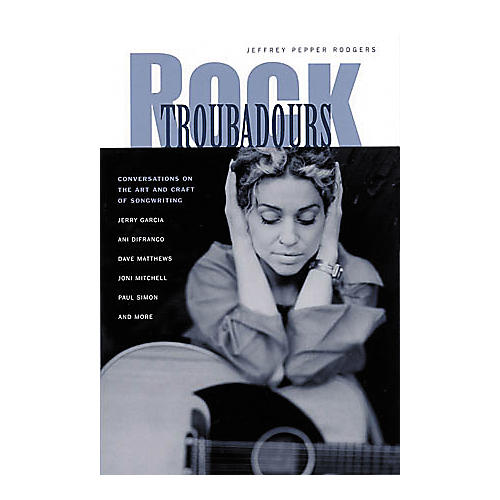 String Letter Publishing Rock Troubadours Book