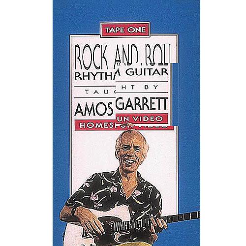 Homespun Rock and Roll Rhythm Guitar 1 (VHS)