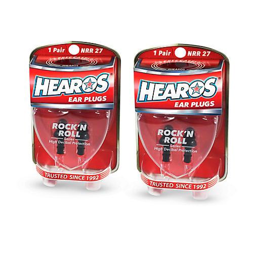 Hearos Rock n' Roll Ear Filters 2-Pack