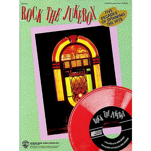 Hal Leonard Rock the Jukebox (Feature Medley) SAB Singer Arranged by Mark Brymer