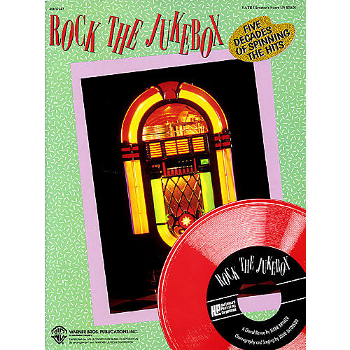 Hal Leonard Rock the Jukebox (Feature Medley) ShowTrax CD Arranged by Mark Brymer