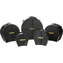 HARDCASE Rock1 5-Piece Drum Case Set