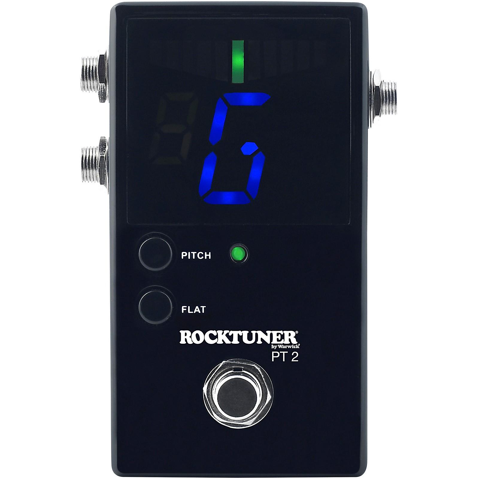 RockBoard RockTuner PT2 Chromatic Pedalboard Tuner