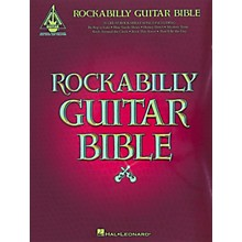 Cherry Lane Rockabilly Guitar Bible Tab Songbook