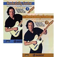 Homespun Rockabilly Guitar with Jim Weider 2 DVD Set