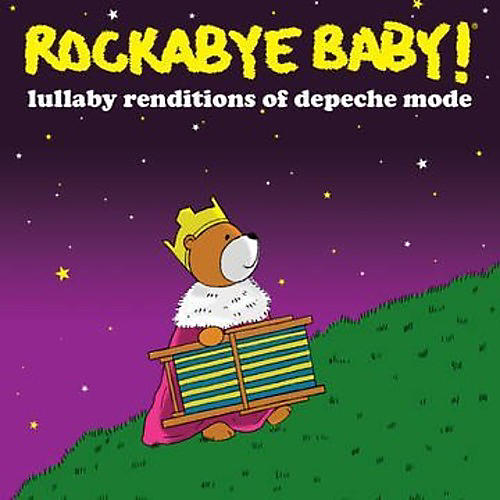 Alliance Rockabye Baby - Lullaby Renditions Of Depeche Mode