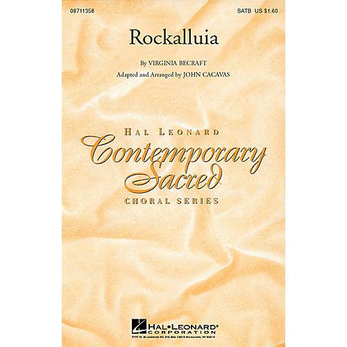 Hal Leonard Rockalluia (SATB) SATB arranged by John Cacavas
