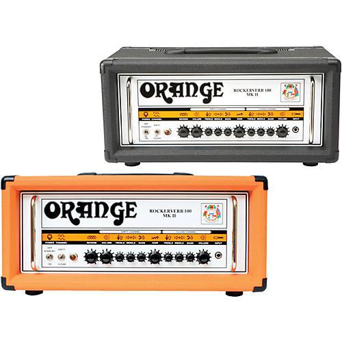Orange Amplifiers Rockerverb 100 MK II 100W Tube Guitar Amp Head