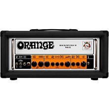 Open Box Orange Amplifiers Rockerverb 50 MKIII 50W Tube Guitar Amp Head