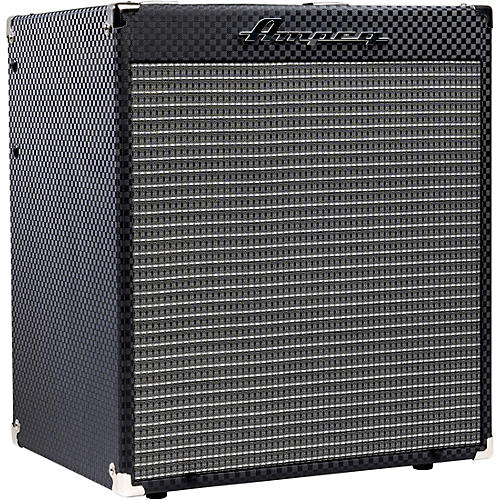 Ampeg Rocket Bass RB-110 1x10 50W Bass Combo Amp Black and Silver